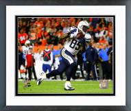San Diego Chargers Antonio Gates 2014 Action Framed Photo