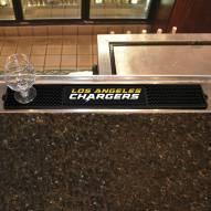 San Diego Chargers Bar Mat