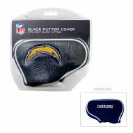 San Diego Chargers Blade Putter Headcover