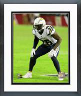 San Diego Chargers Brandon Flowers 2014 Action Framed Photo