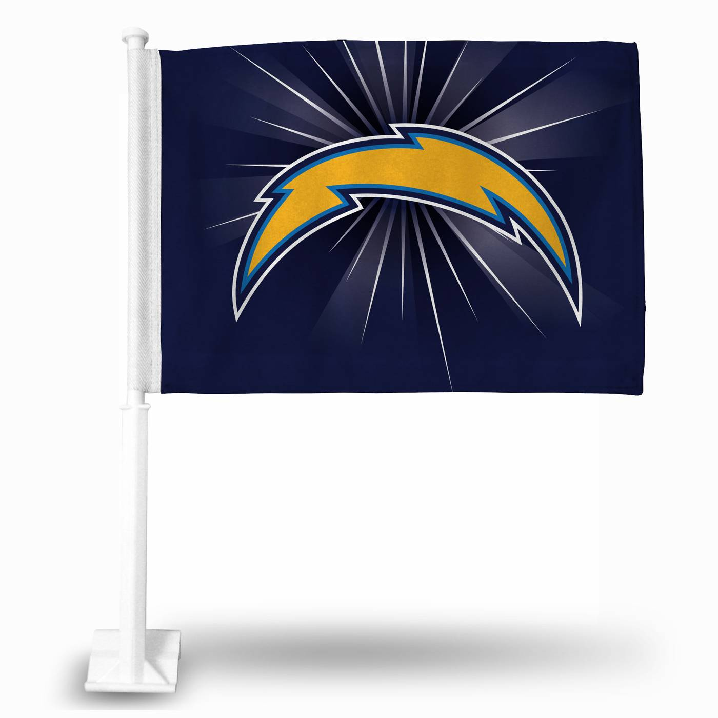 San Diego Chargers Car Accessories: San Diego Chargers Car Flag