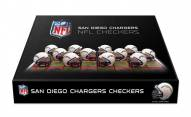 San Diego Chargers Checkers
