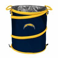 San Diego Chargers Collapsible Laundry Hamper
