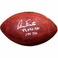 San Diego Chargers Dan Fouts 43,040 Yds. Signed NFL Duke Football