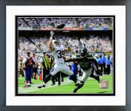 San Diego Chargers Danny Woodhead 2014 Action Framed Photo