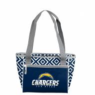 San Diego Chargers Double Diamond Cooler Tote