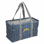San Diego Chargers Double Diamond Picnic Caddy