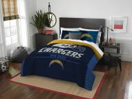 San Diego Chargers Draft Full/Queen Comforter Set