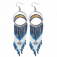 San Diego Chargers Dreamcatcher Earrings