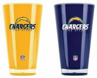 San Diego Chargers Home & Away Tumbler Set