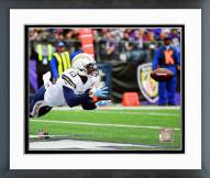 San Diego Chargers Keenan Allen 2014 Action Framed Photo