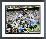 San Diego Chargers LaDainian Tomlinson 2007 AFC Wild Card Game Framed Photo