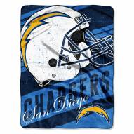 San Diego Chargers Livin' Large Blanket