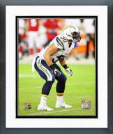 San Diego Chargers Manti Te'o 2014 Action Framed Photo