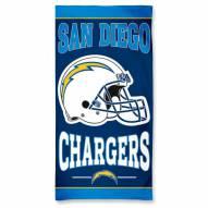 San Diego Chargers McArthur Beach Towel