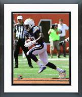 San Diego Chargers Melvin Gordon 2015 Action Framed Photo