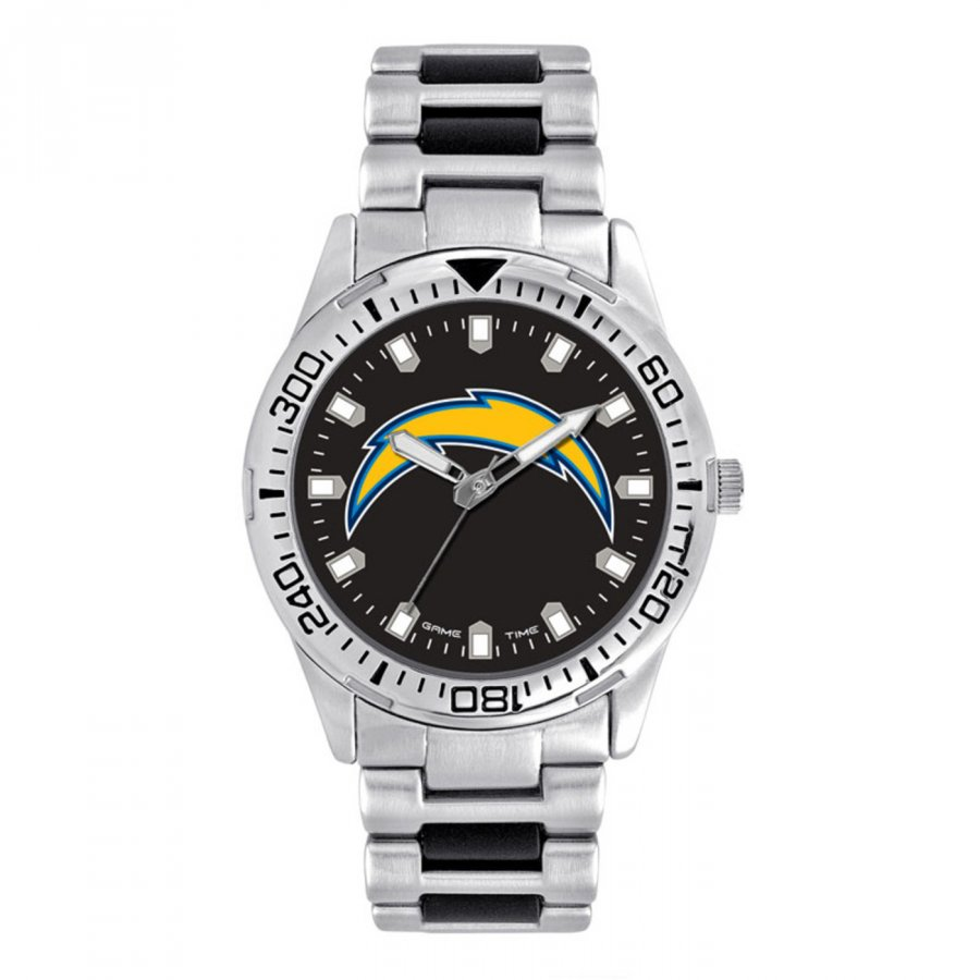 San Diego Chargers Men's Heavy Hitter Watch