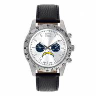 San Diego Chargers Men's Letterman Watch