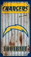 San Diego Chargers Metal Wall Art