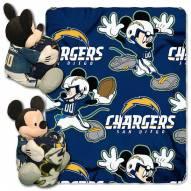San Diego Chargers Mickey Mouse Hugger