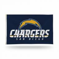 San Diego Chargers NFL 3' x 5' Banner Flag