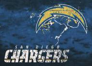 San Diego Chargers NFL Fade Area Rug