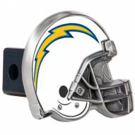 San Diego Chargers NFL Football Helmet Trailer Hitch Cover