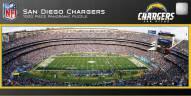 San Diego Chargers Panoramic Stadium Puzzle