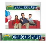 San Diego Chargers Party Banner