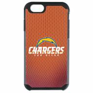 San Diego Chargers Pebble Grain iPhone 6/6s Case