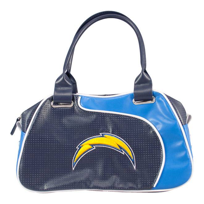 San Diego Chargers Perf Ect Bowler Purse