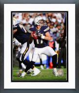 San Diego Chargers Philip Rivers 2014 Action Framed Photo