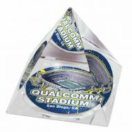 San Diego Chargers Qualcomm Stadium Crystal Pyramid