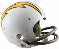 San Diego Chargers Riddell 61-73 TK Throwback Full Size Football Helmet