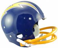 San Diego Chargers Riddell 74-87 TK Throwback Full Size Football Helmet