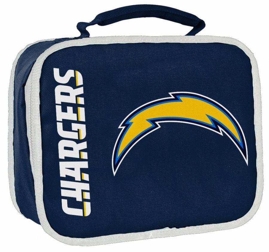 San Diego Chargers Sacked Lunch Box