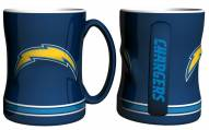 San Diego Chargers Sculpted Relief Coffee Mug