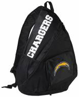 San Diego Chargers Sideswipe Sling Backpack