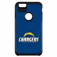 San Diego Chargers Team Color Pebble Grain iPhone 6/6s Case