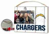 San Diego Chargers Weathered Logo Photo Frame