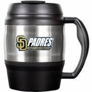 San Diego Padres 52 Oz. Stainless Steel Macho Travel Mug