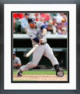 San Diego Padres Chase Headley 2014 Action Framed Photo