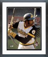 San Diego Padres Dave Winfield Action Framed Photo