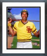 San Diego Padres Dave Winfield Posed Framed Photo