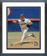 San Diego Padres Ed Whitson Framed Photo