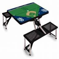 San Diego Padres Folding Picnic Table