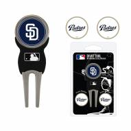 San Diego Padres Golf Divot Tool Pack