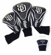 San Diego Padres Golf Headcovers - 3 Pack