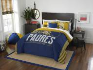 San Diego Padres Grand Slam Full/Queen Comforter Set