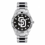 San Diego Padres Men's Heavy Hitter Watch